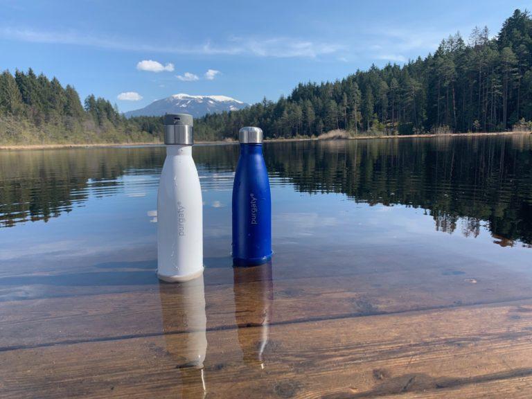 Purgaty möchte jederzeit und überall auf unserem Planeten für Zugang zu glasklarem Trinkwasser sorgen