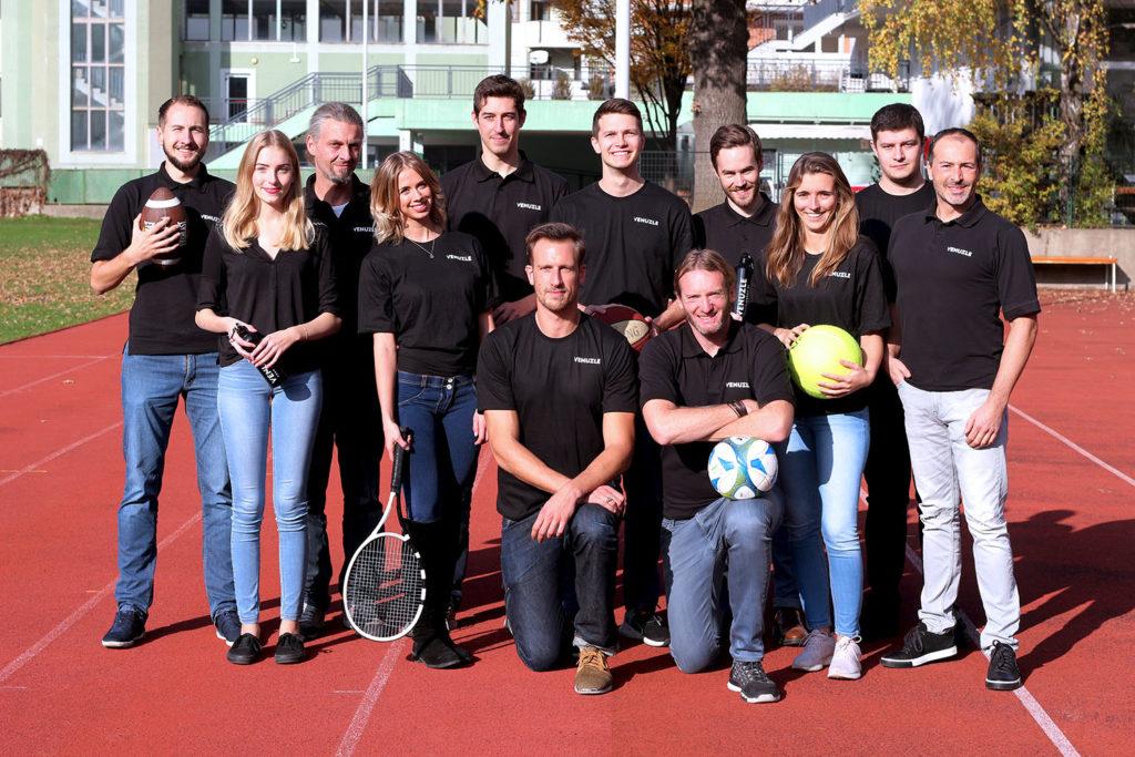 Venuzle, die Sportbuchungsplattform für Sportstätten und Kurse
