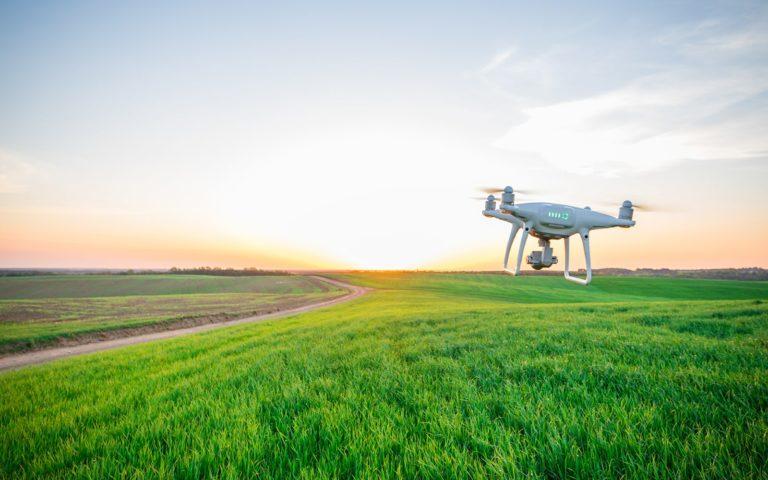 UPdrones – kümmert sich um die Automatisierung in der Landwirtschaft