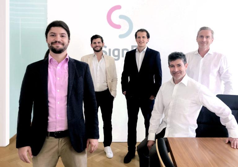 SignD erhält 1 Mio. Euro Wachstumskapital von internationalen primeCROWD-Investoren