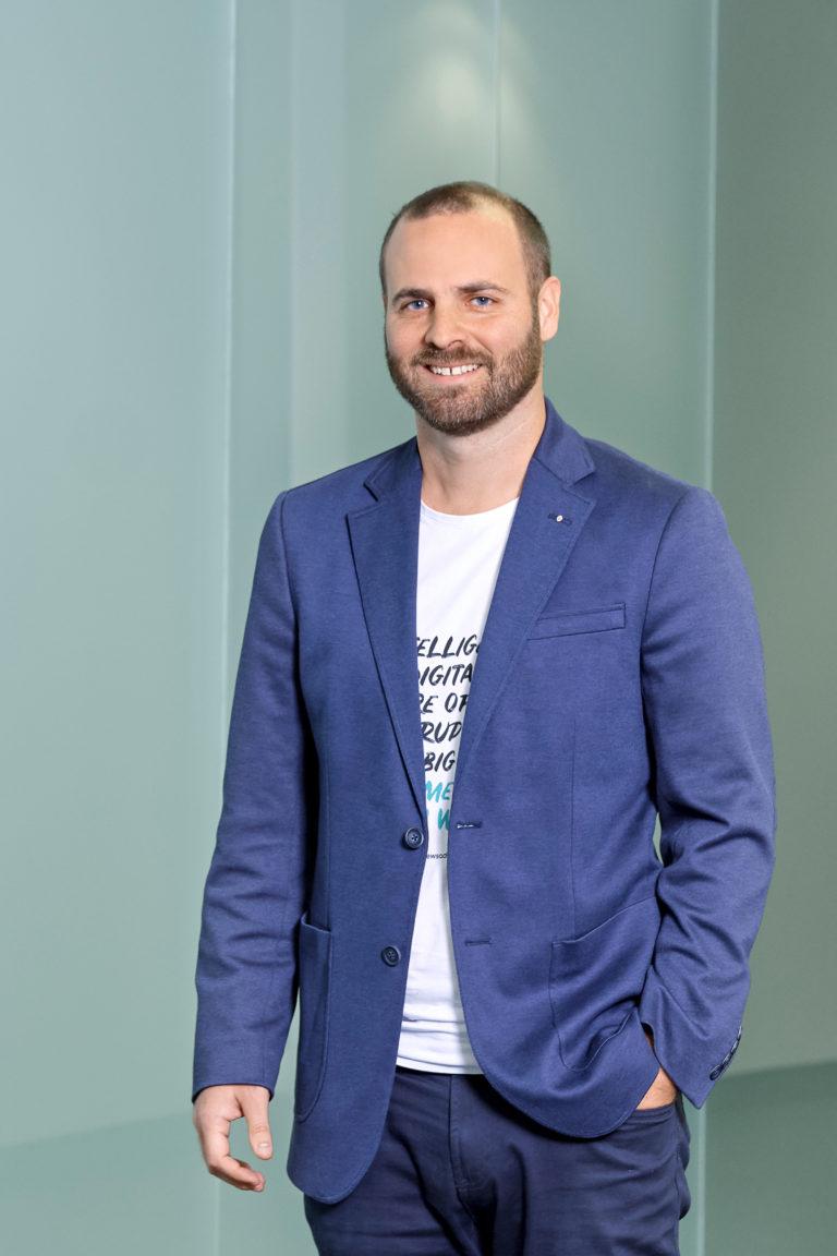 David Böhm von Newsadoo
