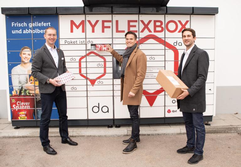 Salzburg AG und Lidl Österreich: MYFLEXBOX – ein neues nachhaltiges Service für Wien