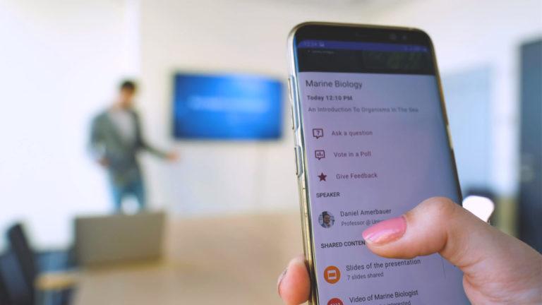 SlideLizard – macht Eure Präsentationen interaktiv