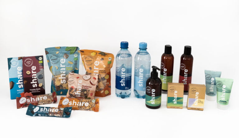 Soziales Start-up startet in Österreich: share und Caritas gemeinsam im Kampf gegen Hunger