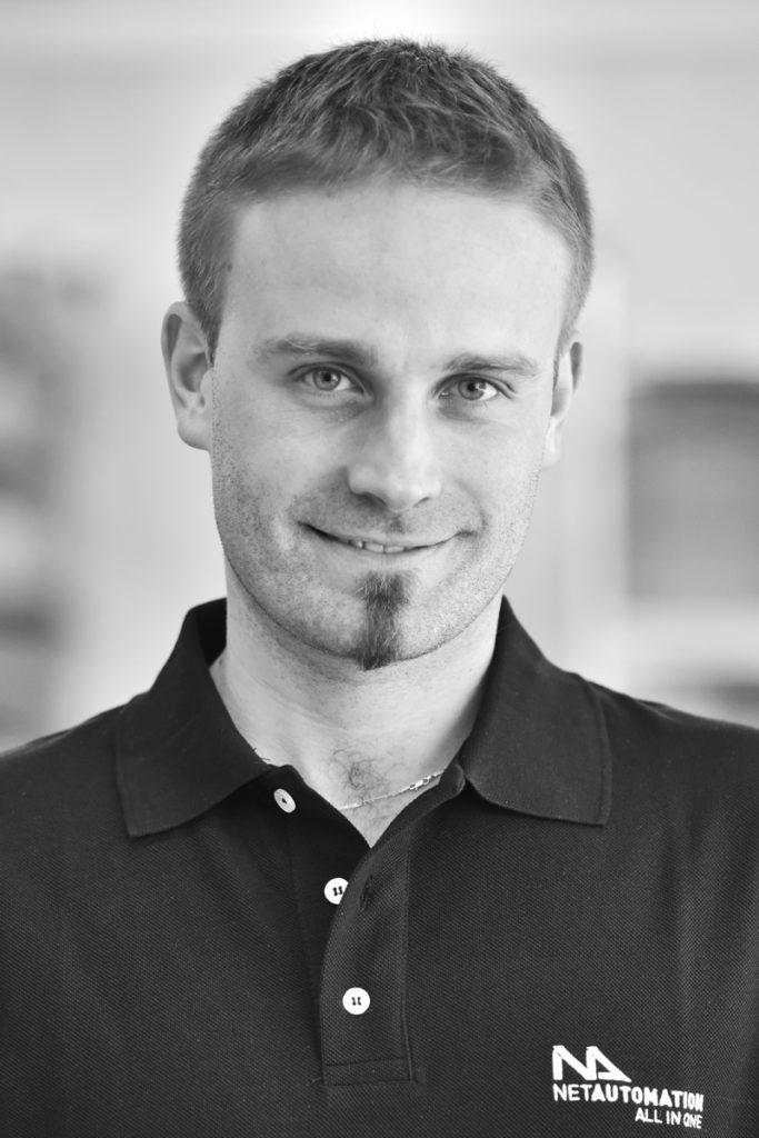 Gernot Theuermann von NETBEE