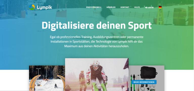 NÖ Sport-Startup Lympik gewinnt 65.000 Euro Preisgeld im EU-Wettbewerb