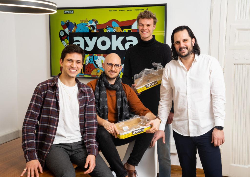 Erfolgsgeschichte ayoka – Startup schafft mit TikTok Kampagne von Corvis den Ausverkauf im Handel