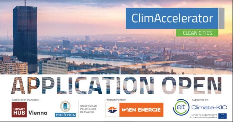 Impact Hub Vienna und Wien Energie starten europaweiten Accelerator für Klima Start-ups in Städten