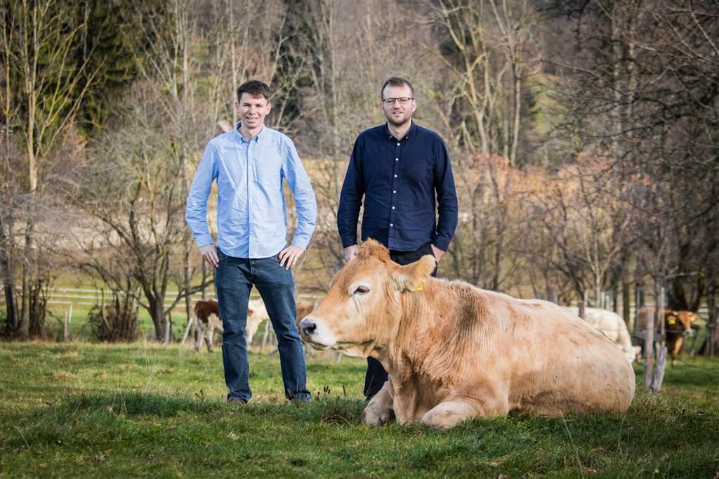 Vom Schweinestall zum größten Marktplatz für Bio-Fleisch in Österreich